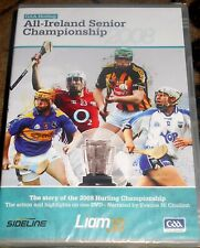 NEW- GAA DVD- Hurling- LIAM 08 - All-Ireland Senior Championship 2008- 110 minut
