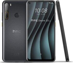 HTC Desire 20 Pro Dual Sim 6/128GB - Black -EUROPA [NO-BRAND] GARANZIA 12 MESI