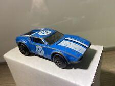 Vintage 1975 Matchbox Lesney Superfast De Tomaso Pantera No 8 Blue Diecast VHTF
