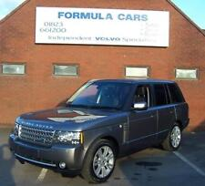 Right-hand drive Diesel Range Rover Cars
