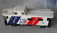 Vintage HO Scale Spirit of 76 Caboose Car #2