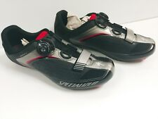 Specialized Comp Road Wide Bicycle Shoes 44 Eur 10.6 US Size New For Cycling