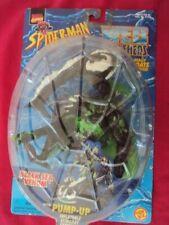 MARVEL SPIDER-MAN WEB SPLASHERS : VENOM BLACK SEA 1997 TOY BIZ