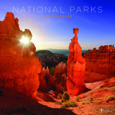 2021 National Parks Wall Calendar