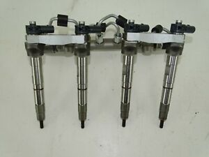 4x Einspritzdüse Injektor VW Audi Seat Skoda 04L130277AC 04L906054 04L130764C