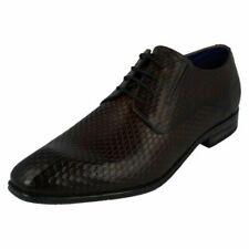 Hombre Bugatti Zapatos de Vestir con Cordones '82101'