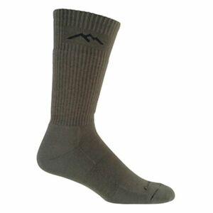 Darn Tough Wool Mountaineering Hiking and Camping Gear Socks, Foliage Green