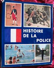 GRAND LIVRE « HISTOIRE DE LA POLICE »