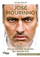 Jose Mourinho Die Biografie Fussball Trainer The Special One Buch Julien Wolff