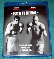 ANTONIO BANDERAS, WOODY HARRELSON, Play It to the Bone, BLU-RAY DISC, NEW