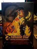 Brand New In Package ~ Fantastic Four The Complete First Season (2008. DVD)