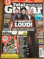 Total Guitar magazine & CD Volume 198, February 2010