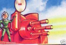 il mondo del futuro figurina 213 figurine lampo 1959 figurines lampo stickers gq