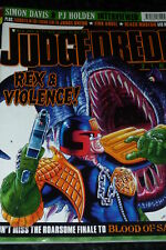 JUDGE DREDD MEGAZINE Comic - Series 4 -No 265 - Date 11/12/2007- UK Comic