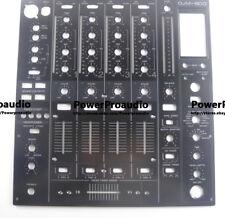 OEM Main Faceplate For Pioneer DJM800 DNB1144 Fader Panel DAH2427,DAH2426 Plates