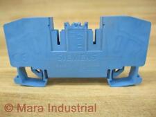 Siemens 8WA2 011-1BH23 Terminal Block 8WA20111BH23 (Pack of 13) - New No Box