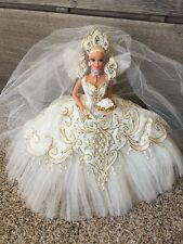 Bob Mackie Empress Bride 1992 Wedding Barbie Doll