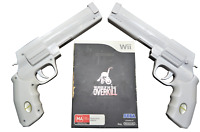 The House of the Dead Overkill Nintendo Wii PAL Wii U Compatible With Cannons