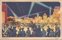 Hollywood A Century of Progress Chicago World's Fair 1933 Postcard - Unposted