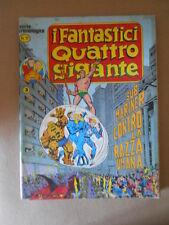 I FANTASTICI QUATTRO GIGANTE serie Cronologica n°11 1979 Corno [G753B] BUONO*