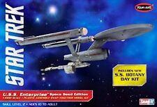 Polar Lights 1/1000 Star Trek U.S.S. Enterprise Space Seed edición Snap Kit # 90