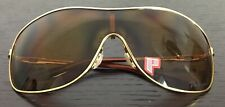 OAKLEY Womens Sonnenbrille Polarized Sunglasses Gold Brown 130mm