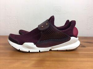 "Nike Sock Dart SE ""Night Maroon"" Size Uk5.5/EU39"