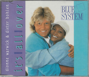 Blue System CD-SINGLE  IT'S ALL OVER