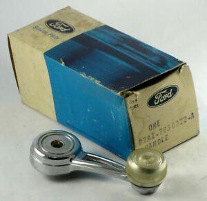 1972-1973 Ford LTD Galaxie Torino NOS window handle D2AZ-7630322-A