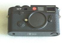 Leitz Leica M7  mint, besonders schönes gut funktionierendes Exemplar mit Winder