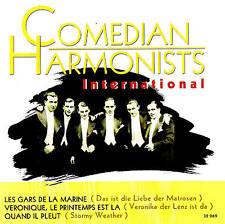 Comedian Harmonists International 20 Tracks CD New & orig. Box LaserLight/Delta