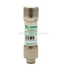Littelfuse CCMR-30 (CCMR-30A) 30 Amp 600V  Time Delay Fuse 10*38