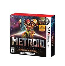 Metroid: Samus Returns - Special Edition [Nintendo 3DS, Samus Aran MUSIC CD] NEW