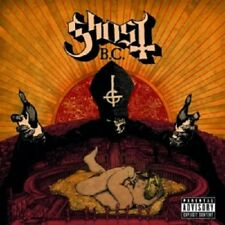 GHOST B.C. - INFESTISSUMAM  CD  10 TRACKS  HARD & HEAVY / METAL  NEW+