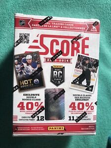 2013-14 Score Panini NHL Blaster Box, Brand New, Factory Sealed,