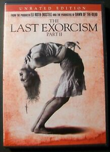The Last Exorcism Part II (DVD, 2013, Widescreen) New & Shipped Free