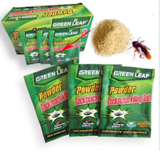 50 PCs Powerful Cockroach Powder, This product doesn't stay for long Hot sell