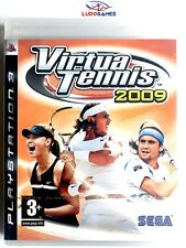 Virtua Tennis 2009 PS3 Playstation Nuevo Precintado Retro Sealed New PAL/SPA