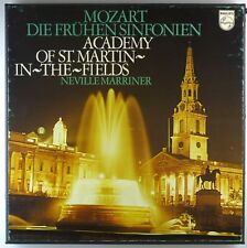 "8x 12"" LP MOZART - - the-Academy-of-St - Martin-in-the-Fields - f198"