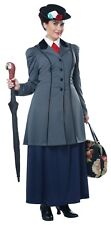 California Costumes English Nanny Costume, 2XL - 01785