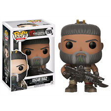 Gears of War - Oscar Diaz Pop! Vinyl Figure NEW Funko