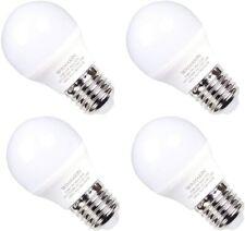 A15 Led Refrigerator Light Bulbs 5W Waterproof 5000K Daylight E26 Base 4-Pack