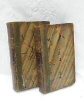 The Works Of Samuel Butler-Vol I & II-Leather Bound-Kearsley-Fleet Street-c1806