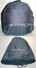 NEW Authentic SLATE Blue AKUMA Helmet Bag ☆ Cloth Scratch Protection ☆ Style 1