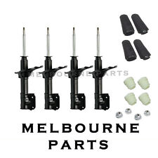HYUNDAI EXCEL X3 FRONT & REAR  GAS STRUT SHOCK ABSORBERS 06/97-06/2000