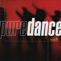 Pure Dance 1998 by Various Artists (CD, Sep-1997, PolyGram) Like New