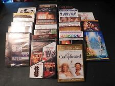 Various Movies On Dvd Some New