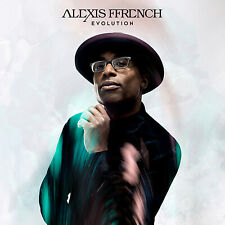 Alexis Ffrench Evolution CD Album