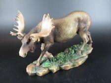 Elch Moose Tierfigur 20 cm Weihnachten Christmas Animal NEU Souvenir