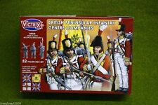 Victrix NAPOLEONIC PENINSULAR BRITISH INFANTRY CENTRE COMPANIES 28mm – VX0002